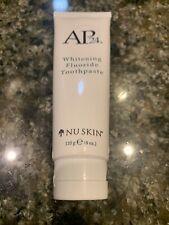 Nu Skin Nuskin AP-24 Whitening Fluoride Toothpaste 4oz | Sealed W/ Fast Shipping