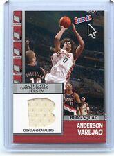 2005-06 BAZOOKA #BBS-AV ANDERSON VAREJAO JERSEY CARD CLEVELAND CAVALIERS, 04517