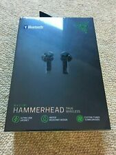 Razer Hammerhead True Wireless Earbuds - Black (RZ12-02970100-R3G1)