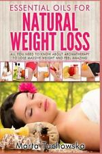 Essential Oils for Natural Weight Loss : All You Need to Know about Aromather...