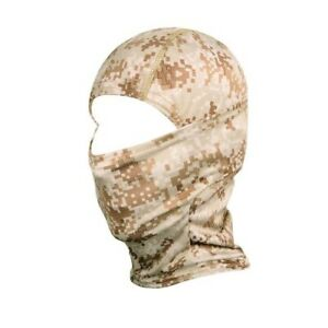 Full Face Balaclava Tactical Face Mask – Multiple Colors - By Sirius Survival