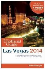 The Unofficial Guide to Las Vegas 2014, Sehlinger, Bob, Good Condition, Book