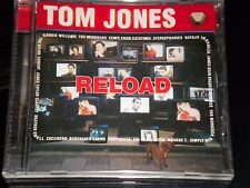 Tom Jones - Recharger - Album CD - 1999 - 17 Excellents Titres