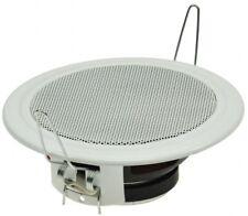 Einbau-Lautsprecher Lautsprecher Hohlraummontage, weiß Ø 135mm, 60 Watt, 8 Ohm