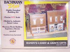 Ho Bachmann Randy'S Candy & Gray'S Gifts Building Kit