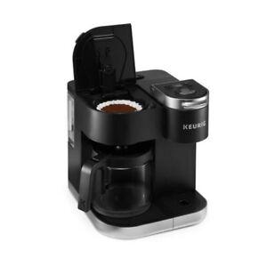 Keurig K-Duo Single Serve & Carafe Coffee Maker - With timer