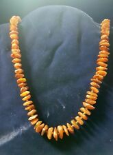 Collana Corniola Naturale-Natural Carnelian Necklace