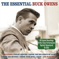 Buck Owens - The Essential [Best Of / Greatest Hits] 2CD NEW/SEALED