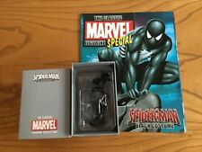 MARVEL FIGURINE COLLECTION SPECIAL THE AMAZING SPIDER-MAN BLACK COSTUME
