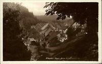 ALTENAU b. Goslar Harz alte AK um 1930 Partie vom Schlackenbrink aus gesehen