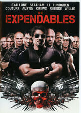 JET LI - THE EXPENDABLES - 2010 DVD - WIDESCREEN EDITION - JASON STATHAM