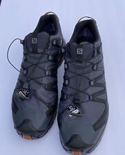 Salomon XA Pro 3D V8 GTX Men's Trail Running / Hiking Shoe Ebony/Caramel Cafe...