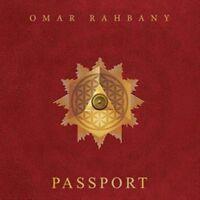 OMAR RAHBANY Passport (2017) 10-track digibook CD album NEW/UNPLAYED