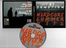 """THE JUNCTION """"Hardcore Summer Hits"""" (CD Digipack) 2015"""
