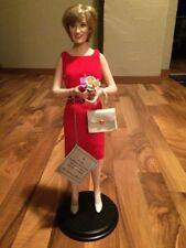Princess Diana Porcelain Doll