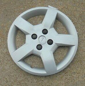"15"" 2009 10 Pontiac G5 5 spoke Hubcap Wheel Cover 9597705"
