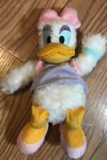WALT DISNEY WORLD PLUSH Daisy duck pink Tote #8