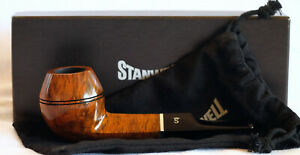 Stanwell Amber UNSMOKED Bulldog (32)/360 Flame Grain/ Italy