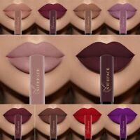 Women Beauty Long Lasting Liquid Lipstick Velvet Matte Lip Gloss Makeup Cosmetic