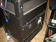 DYNACORD LESLIE DC300E Orgelkabinett mit Power, rotierender und festst.Kanal