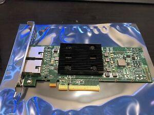 Broadcom 57406 Dual Port 10Gb NIC Adapter BCM957406A4060DC Dell 81V1W