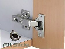 Fitslide lot of 20 E3-0-OU Soft Close Hinge For Full Overlay Frameless Cabinet