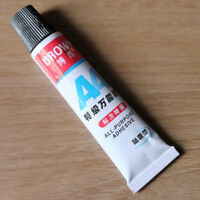 20g All Purpose Adhesive Glue Shoe Repair Care Strong Bond Leather Rubber Speed