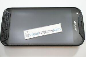 OEM Kyocera Duraforce Pro E6810 E6820 LCD Digitizer Frame ORIGINAL VERIZON LOGO