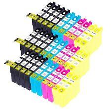 PACK x30 TINTAS GEN COMPATIBLES NON-OEM EPSON T1291 T1292 T1293 T1294 T1295 1291