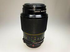 Canon Macro FD 1:4  100mm Objektiv