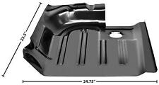 1971-73 Ford Mustang Floor Pan Rear Section - LH New Dii