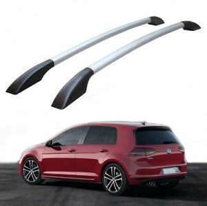 For 2010-2018 Volkswagen VW Golf 6 Roof Rack Sports Luggage Rack Roof Rack