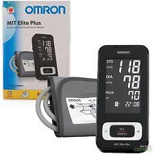 Omron mit-elite Plus completamente automática de presión arterial Digital Monitor Y Pc bi-link