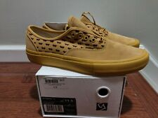 Brand new Vans Syndicate Wtaps Yellow Wings Authentic S Size 11.5 Golf Wang
