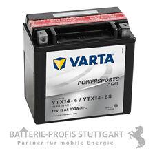 VARTA Batteria Moto 512 014 010 ytx14-4, ytx14-bs 12ah Incl. acido Pack