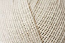 RICO ESSENTIALS SOFT MERINO ARAN - shade 61 cream