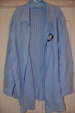 Big & Tall Button-Front Casual Shirts for Men