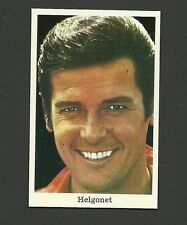The Saint TV Series Roger Moore Vintage 1970s Swedish Collector Card