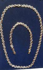 9ct necklace set