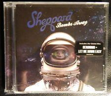 Sheppard-Bombs Away   (AUSTRALIAN IMPORT)  CD  Indie Rock, Pop Rock