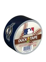 Milwaukee Brewers MLB Team Logo Duck Brand Duct Tape 1 Roll 1.88 in x 10 yds