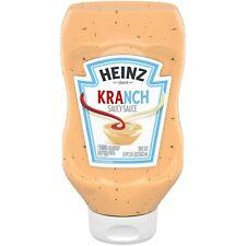 Heinz Kranch Sauce Ketchup & Ranch Sauce Mix, 19 oz