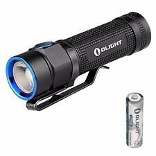 Olight S1A Baton Small EDC LED Flashlight - 600 Lumens w/ 1x AA [ S1 S1R S10 ]