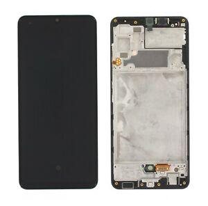 Display LCD Schermo Touch Samsung SM-A325F Galaxy A32 4G black Nero Service Pack