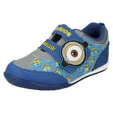33 Scarpe blu con chiusura a strappo per bambini dai 2 ai 16 anni