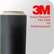 3M Gravel  F506 Lackschutzfolie Steinschlagschutzfolie schwarz matt viele Größen