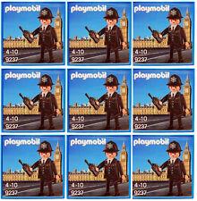 PMW Playmobil 9237 1 X POLICIA BOBBY INGLES EXCLUSIVO REINO UNIDO Nuevo en Caja