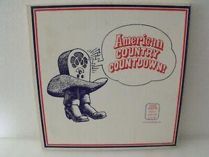 American Country Countdown 3LP Box Set 05/31/80 C802-9