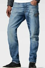 BNWT lovely G-STAR RAW Type Zip 3D Tapered Men's Jeans - size W34 L34      (G52)