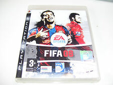 FIFA 08 ( 2008 )  * PS3 GAME PLAYSTATION 3 *